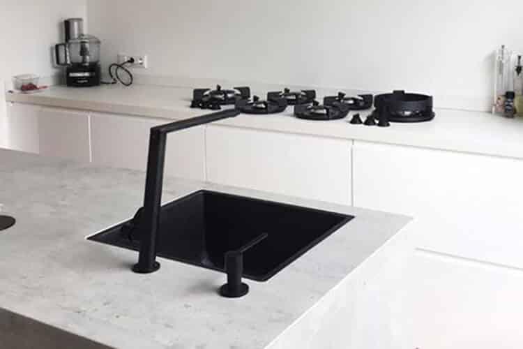 Industriële keuken keramiek met Pitt cooking