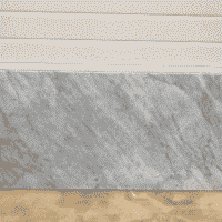 Marmer Bianco Carrara Polished 138 x 65 x 6 cm