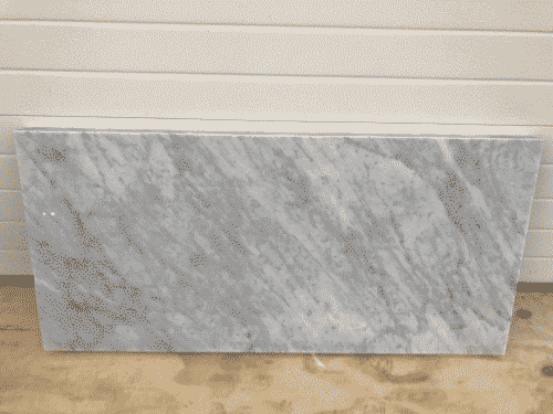 Marmer Bianco Carrara Polished 138 x 65 x 6 cm