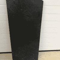 Belgisch Hardsteen gezoet 116 x 47 x 40 mm recht verstek