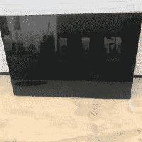 Graniet Nero Assoluto gepolijst 90,5 x 61 x 5cm